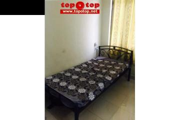Iron Bed Pair Without Mattress