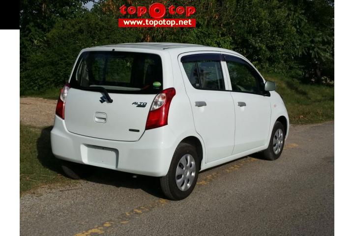 Alto Eco S 2013 Japan Model