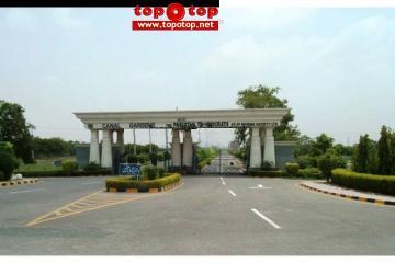 5 Marla  Plots in Canal Garden, Lahore