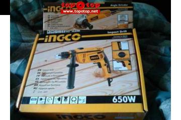 INGCO Impact Drill 3000 Rpm Percutor 650watts
